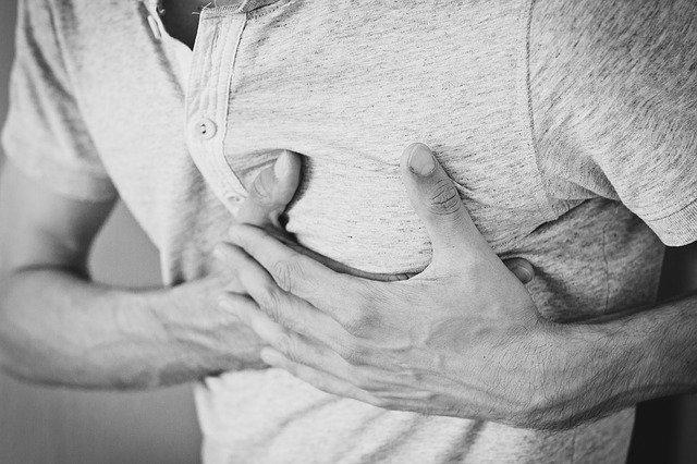 gdzie dokładnie boli serce